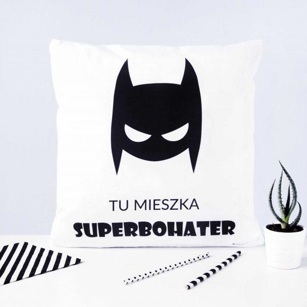 tu mieszka superbohater