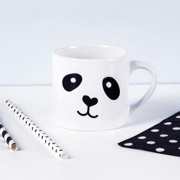 panda buźka