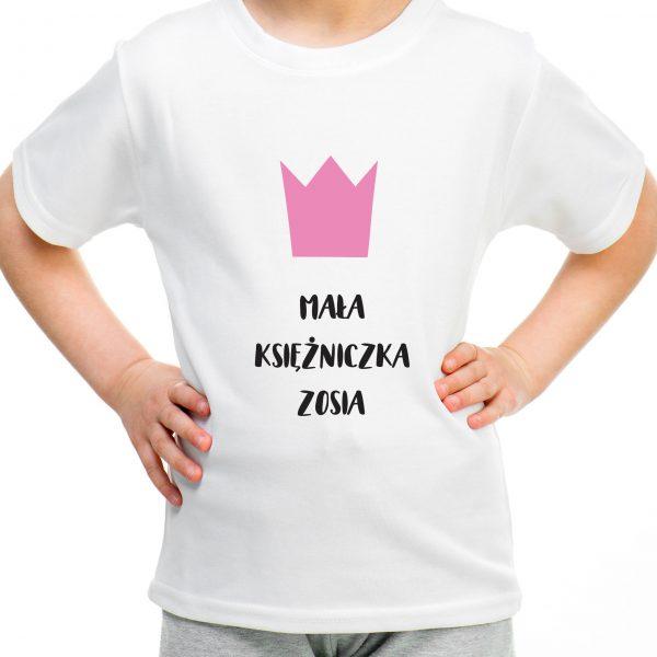 koszulka mała księżniczka