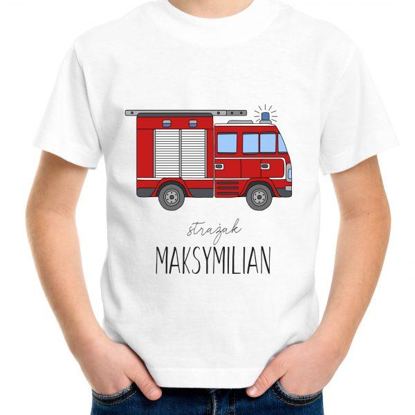 koszulka straż pożarna