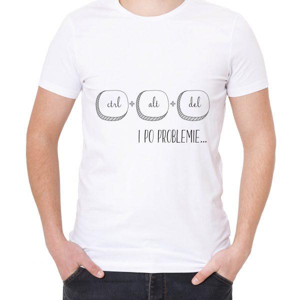 koszulka informatyka