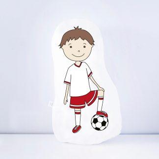 maskotka piłkarz