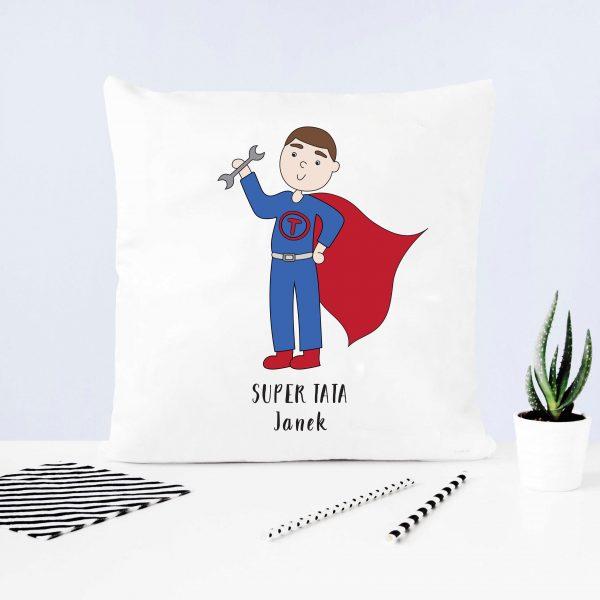 super tata poduszka